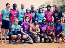 ROXY CHARITY SURF